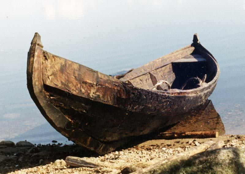 лодка-однодеревка название